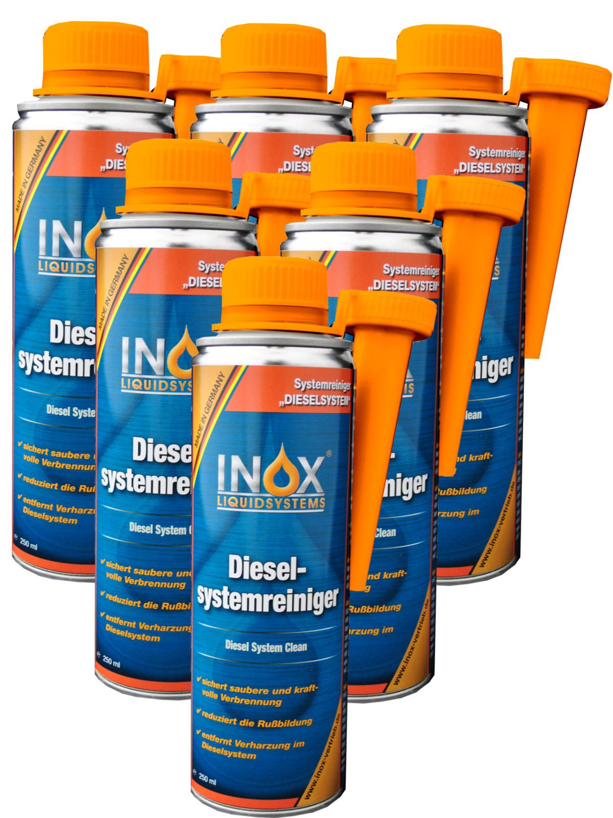 inox diesel systemreiniger clean diesel injektor reiniger. Black Bedroom Furniture Sets. Home Design Ideas